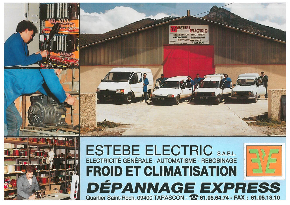 Estebe Electric brochure